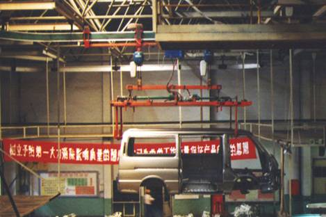 通用机械设备 物料搬运及仓储设备 输送机械 其他输送机械 自行小车
